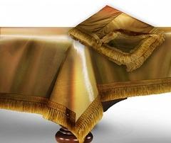 Покрывало Стиль золотое