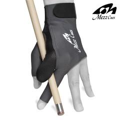 """Перчатка для бильярда """"Mezz Premium серая"""""""