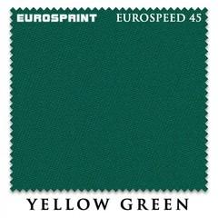 """Бильярдное сукно """"Eurosprint Eurospeed 45"""" 165 см"""