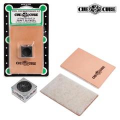 """Инструмент для обработки наклейки """"Cue Cube c губкой"""""""