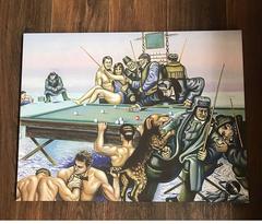 """Постер для бильярдной """" № 2 """""""