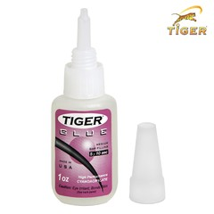 "Клей для наклеек ""Tiger Insta-Cure+Tip Glue"""