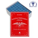 "Бильярдный мел ""National Tuornament Blue"""