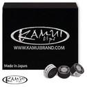 """Наклейка для кия """"Kamui Black Super Soft"""""""