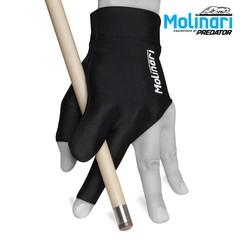 """Перчатка для бильярда """"Molinari черная"""""""