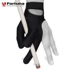 "Перчатка для бильярда ""Fortuna Classic Velcro Black"""