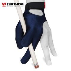 "Перчатка для бильярда ""Fortuna Classic Velcro Blue"""