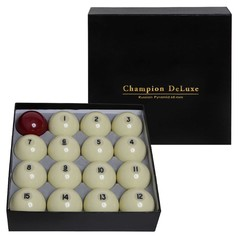 """Бильярдные шары """"Champion DeLuxe"""""""