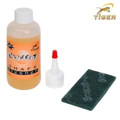 "Средство для чистки кия ""Tiger Crystal Shaft Cleaner 120 мл"""