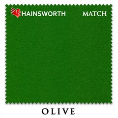 "Бильярдное сукно ""Hainsworth Match Snooker"" 195 см"