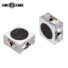 """Инструмент для обработки наклейки """"Cue Cube"""""""